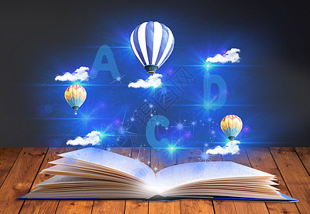 书中的能量图片