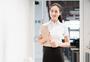 商务女性自信白领图片