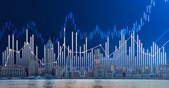 商务数据背景图片