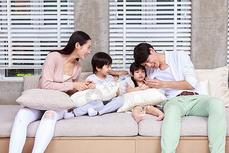 亲子家庭娱乐游戏高清图片