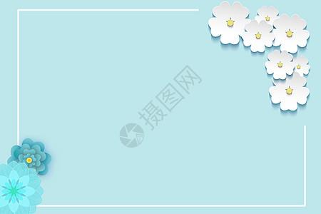 清新·花·背景图片