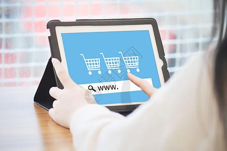 互联网掌上购物图片