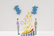 洽谈融资收益图片