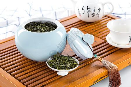 茶的静物拍摄图片