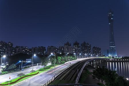 广州猎德大桥图片