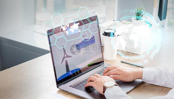 商务电脑APP图标图片
