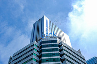 银行大楼图片