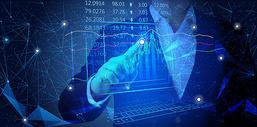股市数据图片