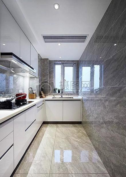 橱柜效果图烤漆柜门镜面家装效果图厨房效果图厨卫效果图厨房厨卫现代