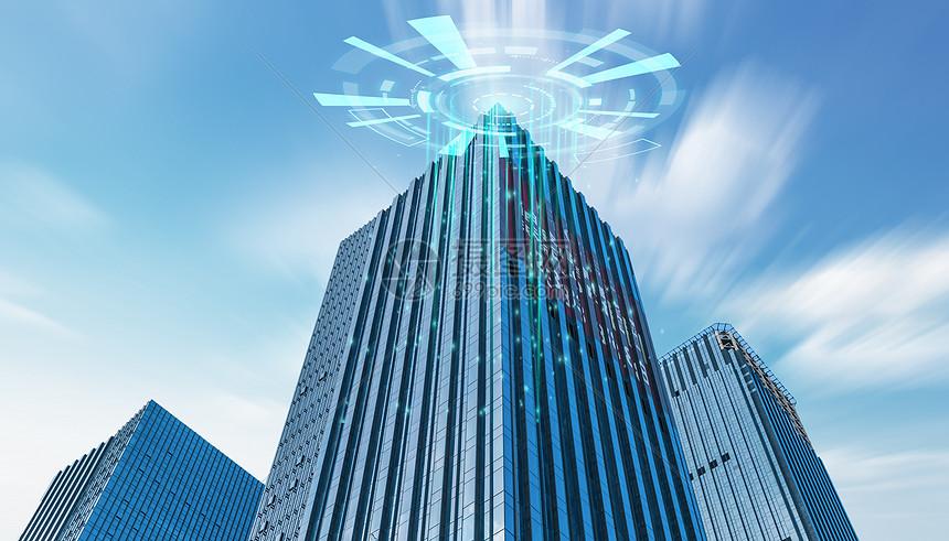 bank城市建筑图片