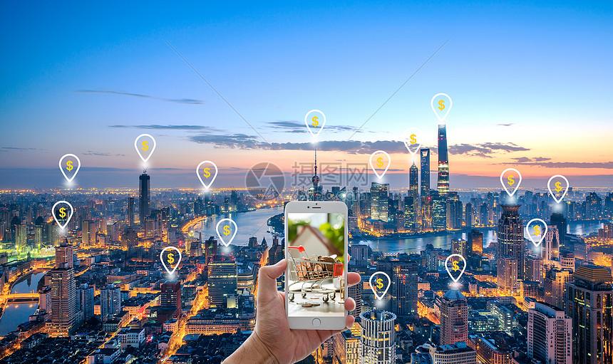 手机智能房产变卖图片