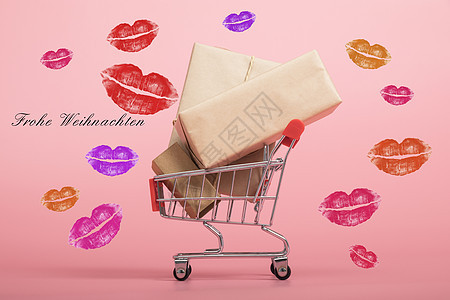 口红时尚购物图片