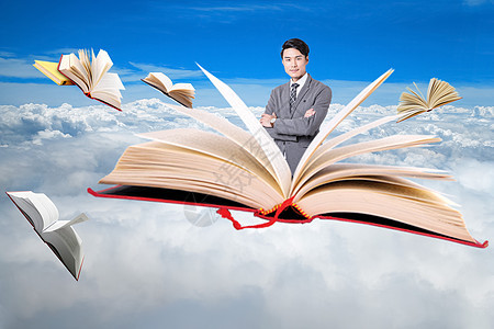 书中的老师图片