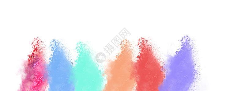 色彩缤纷图片