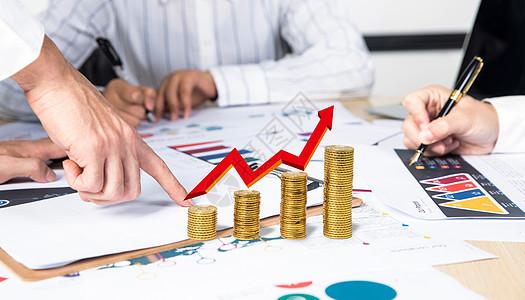 公司财务会议图片