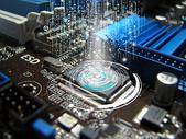 科技智能芯片图片