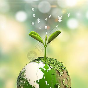金融世界的自然升值图片