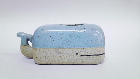 陶瓷小鲸鱼图片
