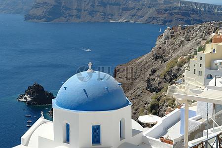 希腊海岸图片