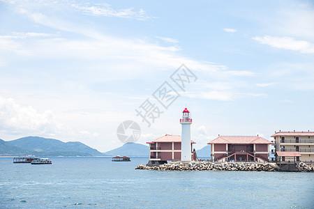 海南分界洲岛的夏天图片