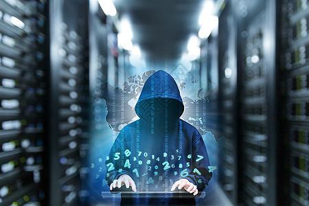 网络黑客图片