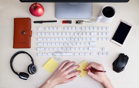创意办公桌面素材图片