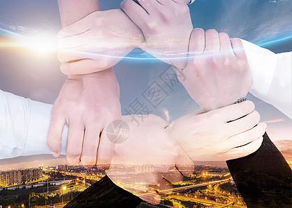 人类与地球携手发展图片