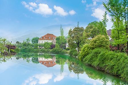 公园景致图片