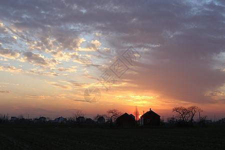 故乡的原风景图片