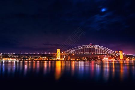 澳大利亚海港大桥图片