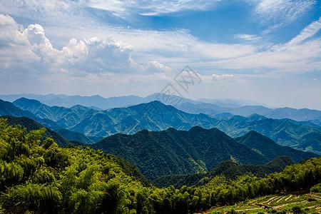 山脉风光图片