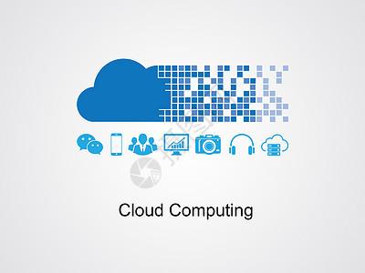 科技云彩图片