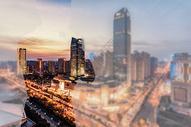 城市的高楼大厦图片