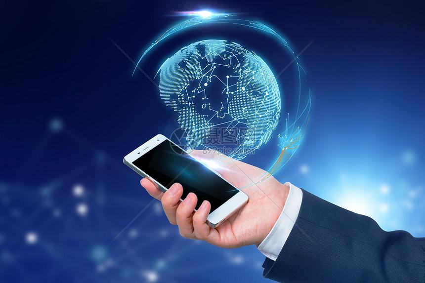 科技手机图片