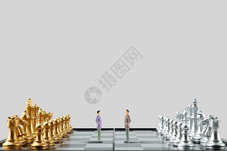 商业金融合作图片