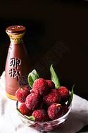 夏日水果杨梅免费下载图片