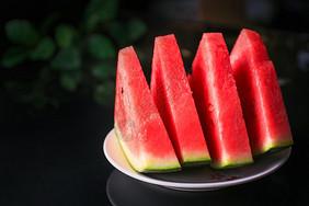 夏日水果西瓜图片