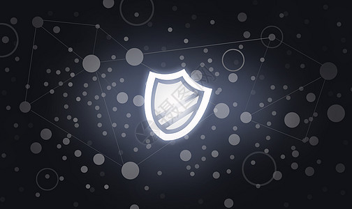 科技安全背景图片