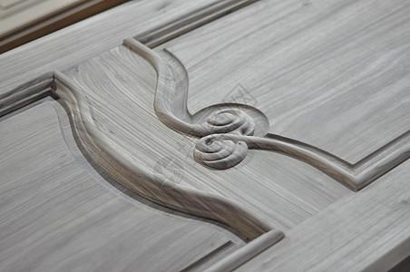 欧式木门上雕刻的图案图片