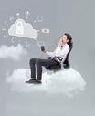 网络安全云端服务图片