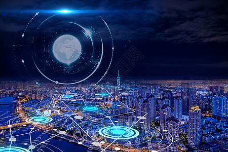 全球城市科技通讯图片