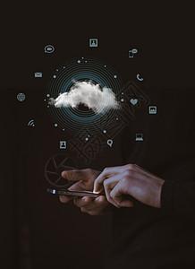 手机云图片