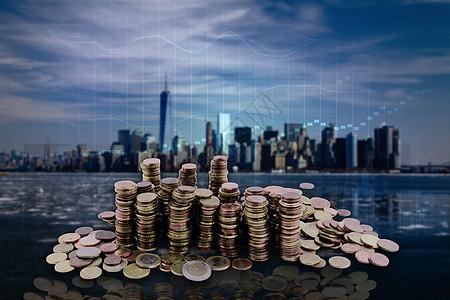 大都市快速的发展速度更能创造金币财富图片