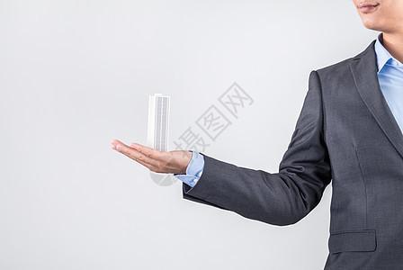 商业地产金融任务形象图片