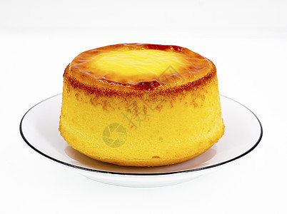 炭烧芝士蛋糕图片