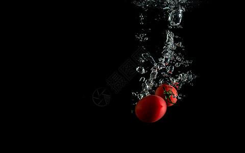 水洗小番茄图片