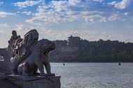 神兽望佛香阁图片