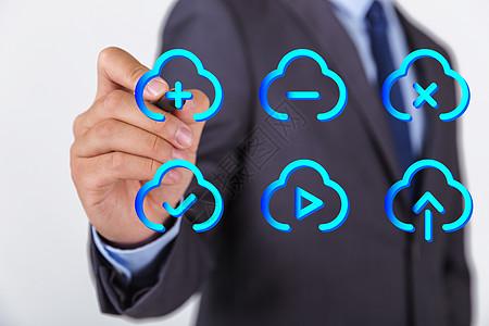 云服务平台图片
