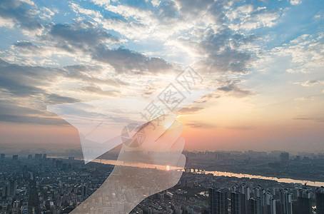城市梦想图片