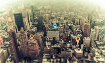 城市导航图片